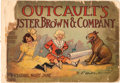 Platinum Age (1897-1937):Miscellaneous, Buster Brown and Company #nn (Frederick A. Stokes Co., 1906)Condition: FR....