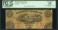 Obsoletes By State:Iowa, Le Claire, IA - Davenport, Rogers & Co. $2 Ca. 1860s Oakes 88-2. PCGS Very Good 10 Apparent.. ...