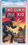 Silver Age (1956-1969):Western, Two-Gun Kid #84 (Marvel, 1966) CGC NM+ 9.6 White pages....