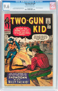 Silver Age (1956-1969):Western, Two-Gun Kid #80 (Marvel, 1966) CGC NM+ 9.6 Off-white to whitepages....