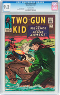 Silver Age (1956-1969):Western, Two-Gun Kid #78 (Marvel, 1965) CGC NM- 9.2 Off-white pages....