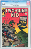 Silver Age (1956-1969):Western, Two-Gun Kid #76 (Marvel, 1965) CGC NM+ 9.6 White pages....