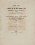 Books:Americana & American History, [George Washington]. John Marshall. The Life of GeorgeWashington, Commander in Chief of the American ForcesDurin... (Total: 5 Items)