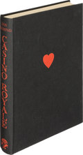 Books:Mystery & Detective Fiction, [James Bond]. Ian Fleming. Casino Royale. London: Jonathan Cape, [1953]. First edition, first issue....