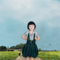 Photographs, Yu Xiao (Chinese, b. 1984). Never Grow Up, 2008. Dye coupler. 15-5/8 x 15-5/8 inches (39.7 x 39.7 cm). Signed, dated, an...
