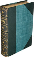 Books:Sporting Books, Ray Bergman. Fresh-Water Bass. New York: [1942]. Firstedition, limited and signed....