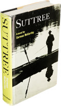 Books:Literature 1900-up, Cormac McCarthy. Suttree. London: 1980. First Englishedition....