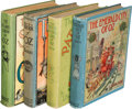Books:Children's Books, L. Frank Baum. Group of Four Oz Books. Chicago: 1910-1915. Firsteditions.... (Total: 4 Items)