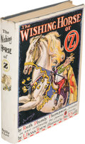 Books:Children's Books, [L. Frank Baum]. Ruth Plumly Thompson. The Wishing Horse ofOz. Chicago: [1935]. First edition....