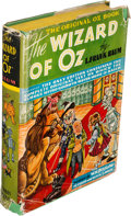 Books:Children's Books, L. Frank Baum. The New Wizard of Oz. Indianapolis: [1939].MGM movie edition....