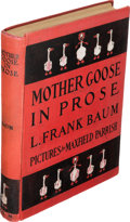 Books:Children's Books, L. Frank Baum. Mother Goose in Prose. Chicago: [1901].Second edition....