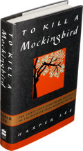 Books:Literature 1900-up, Harper Lee. To Kill a Mockingbird. New York: 1995.Thirty-fifth anniversary edition, later printing, signed. ...