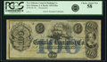 Obsoletes By State:Louisiana, New Orleans, LA - New Orleans Canal & Banking Company $100 18__ LA-105 G56a. Remainder. PCGS Choice About New 58.. ...
