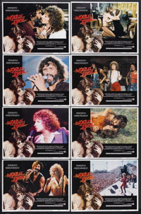 "A Star is Born (Warner Brothers, 1976). Lobby Card Set of 8 (11"" X 14""). Musical Romance. Starring Barbra Stre..."