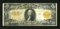 Large Size:Gold Certificates, Fr. 1187 $20 1922 Gold Certificate Fine. Even wear and one small edge tear are noticed....