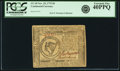 Colonial Notes:Continental Congress Issues, Continental Currency November 29, 1775 $8 Fr. CC-18. PCGS ExtremelyFine 40PPQ.. ...