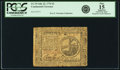 Colonial Notes:Continental Congress Issues, Continental Currency July 22, 1776 $2 Fr. CC-39. PCGS Fine 15Apparent.. ...