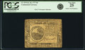 Colonial Notes:Continental Congress Issues, Continental Currency February 26, 1777 $6 Fr. CC-59. PCGS Very Fine25.. ...