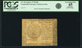 Colonial Notes:Continental Congress Issues, Continental Currency April 11, 1778 $40 Yorktown Issue Fr. CC-78. PCGS Extremely Fine 45 Apparent.. ...