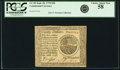 Colonial Notes:Continental Congress Issues, Continental Currency September 26, 1778 $20 Fr. CC-82. PCGS ChoiceAbout New 58.. ...