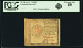 Colonial Notes:Continental Congress Issues, Continental Currency January 14, 1779 $2 Fr. CC-88. PCGS ExtremelyFine 40.. ...
