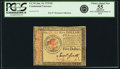 Colonial Notes:Continental Congress Issues, Continental Currency January 14, 1779 $5 Fr. CC-91. PCGS ChoiceAbout New 55 Apparent.. ...