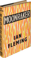 Books:Literature 1900-up, [James Bond]. Ian Fleming. Moonraker. London: Jonathan Cape, [1955]. First edition, first impression, second state, ...