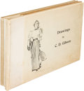 Books:Children's Books, Charles Dana Gibson. Group of Three. New York: 1897-1902. Firsteditions (one a signed, limited edition).. ... (Total: 3 Items)