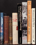 Books:Americana & American History, [Larry McMurtry]. Group of Approximately 160 Western AmericanaReference Books. [Various: circa 1940s and later]. Fromthe...
