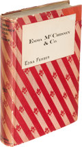 Books:Literature 1900-up, Edna Ferber. Emma McChesney & Co. New York: [1915].First edition, inscribed by the author....