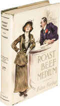Books:Literature 1900-up, Edna Ferber. Roast Beef Medium. New York: Stokes, [1913].First edition....