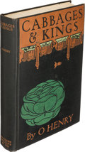 Books:Literature 1900-up, O. Henry. Cabbages and Kings. New York: 1904. Firstedition....