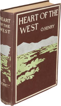 Books:Literature 1900-up, O. Henry. Heart of the West. New York: 1907. Firstedition....
