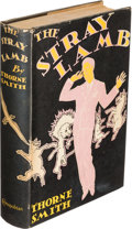 Books:Literature 1900-up, Thorne Smith. The Stray Lamb. New York: 1929. Firstedition....