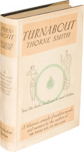 Books:Literature 1900-up, Thorne Smith. Turnabout. Garden City: 1931. First edition,signed....
