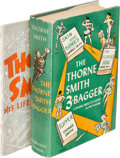 Books:Literature 1900-up, Thorne Smith. The Thorne Smith Three-Bagger [and:] HisLife and Times. Garden City: [1934-1943]. First editi...(Total: 2 Items)