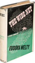 Books:Literature 1900-up, Eudora Welty. The Wide Net. New York: [1943]. First edition,inscribed by the author.. ...