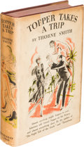 Books:Literature 1900-up, Thorne Smith. Topper Takes a Trip. Garden City: 1932. Firstedition....
