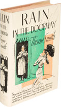 Books:Literature 1900-up, Thorne Smith. Rain in the Doorway. Garden City: 1933. Firstedition....
