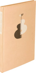 Books:Literature 1900-up, Eudora Welty. Music from Spain. Greenville: 1948. First edition, limited and signed....