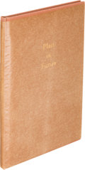 Books:Literature 1900-up, Eudora Welty. Place in Fiction. New York: 1957. Firstedition, limited and signed....