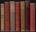 Books:Literature 1900-up, Frank Norris. Group of Seven Doubleday Books. New York: [variousdates]. First editions.... (Total: 7 Items)