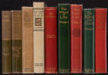 Books:Literature 1900-up, Ellen Glasgow. Group of Nine Books. New York: [1897-1911]. Firsteditions, including author's first book.... (Total: 9 Items)