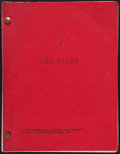 Books:Literature 1900-up, Bernard Malamud and Dalton Trumbo. Screenplay for The Fixer.[Hollywood]: July 6, 1967. Unknown draft. . ...