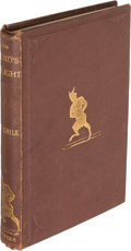 Books:Horror & Supernatural, [Ambrose Bierce]. The Fiend's Delight. New York: 1873. Firstedition....