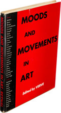 Books:Art & Architecture, [Verve]. Moods and Movements in Art. New York: [1959]. Limited edition....
