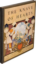 Books:Children's Books, [Maxfield Parrish]. Louise Saunders. The Knave of Hearts.New York: 1925. First edition. ...