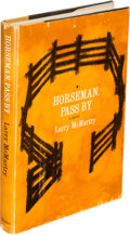 Books:Literature 1900-up, Larry McMurtry. Horseman, Pass By. New York: [1961]. Firstedition....