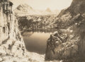 Photographs:Gelatin Silver, Ansel Adams (American, 1902-1984). Marion Lake, SouthernSierra, from the portfolio Parmelian Prints of the HighSierr...