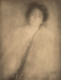 Photographs, Edward Steichen (American, 1879-1973). Duse, 1904. Photogravure, 1906. 8-1/2 x 6-1/2 inches (21.6 x 16.5 cm). ...